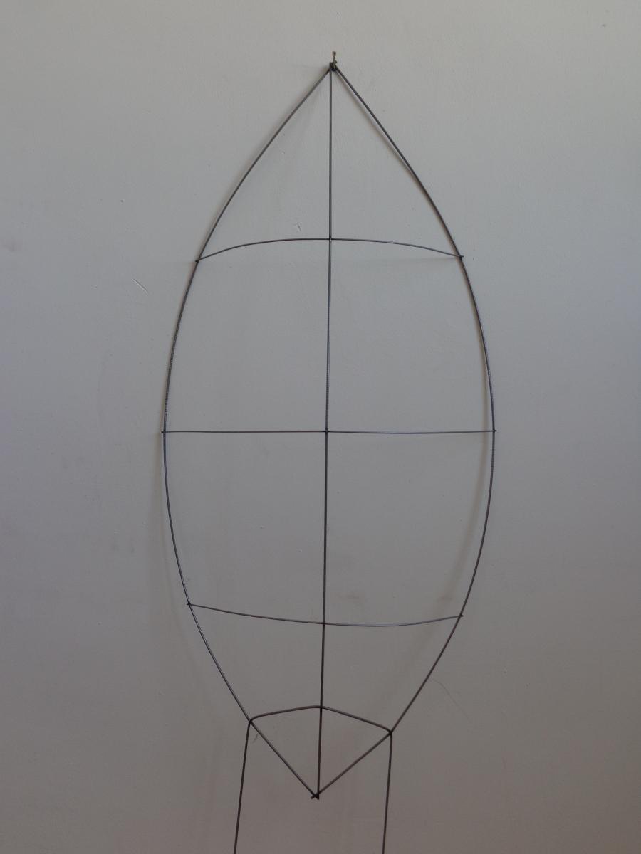 М5005 Каркас венка Н=110см